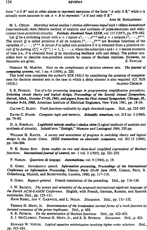M L Ctlin Matrinyj Mtod Analiza I Sintza Elktronno Impul Electronic Circuit Journal Impulsnyh Rlno Kontaktnyh Nprimitivnyh Shm Matrix Method Of Analysis And Synthesis