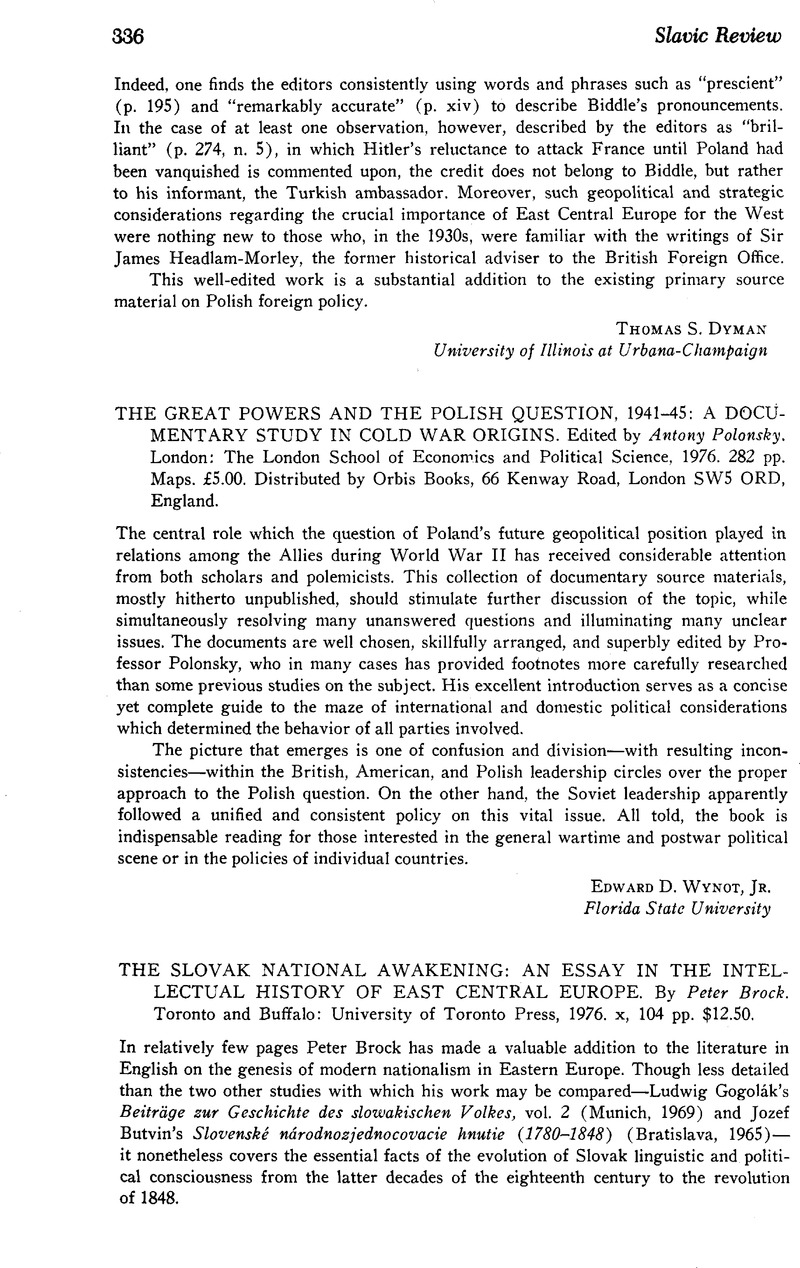 Sample Essays For High School Students The Slovak National Awakening An Essay In The Intellectual History Of East  Central Europe By Peter Brock Toronto And Buffalo University Of Toronto  Press  Sample Of Research Essay Paper also Definition Essay Paper The Slovak National Awakening An Essay In The Intellectual History  Essay On Global Warming In English