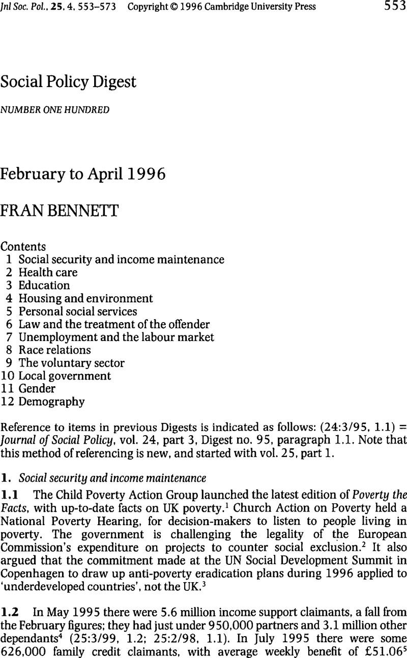 29 april 1996