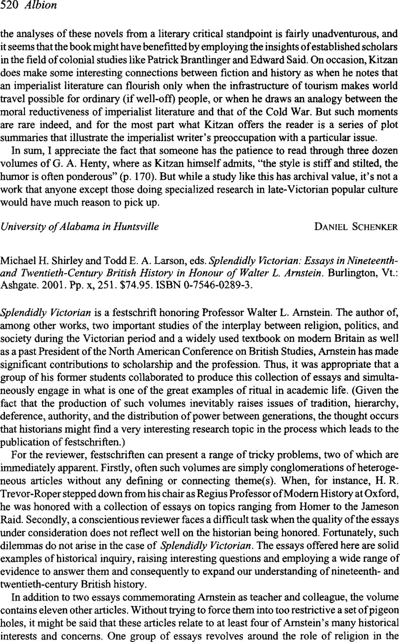 High School Application Essay Sample Captcha  Essays On Science And Religion also Short English Essays For Students Michael H Shirley And Todd E A Larson Eds Splendidly Victorian  Online Bibliography