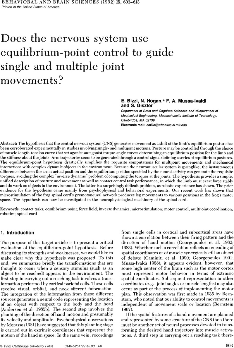 Microzones Topographic Maps And Cerebellar Operations Circuits Schematic Diagram Source W J Prudhomme 73 Magazine Behavioral Brain Sciences Cambridge Core