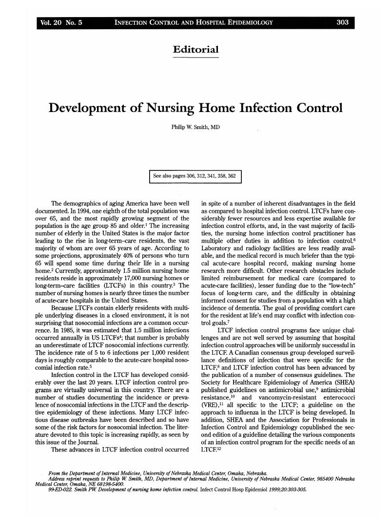 infection control in nursing home Hygiene and infection control advice in the home hygiene and risk of infection if you are healthy you are not at an increased risk of getting an infection.