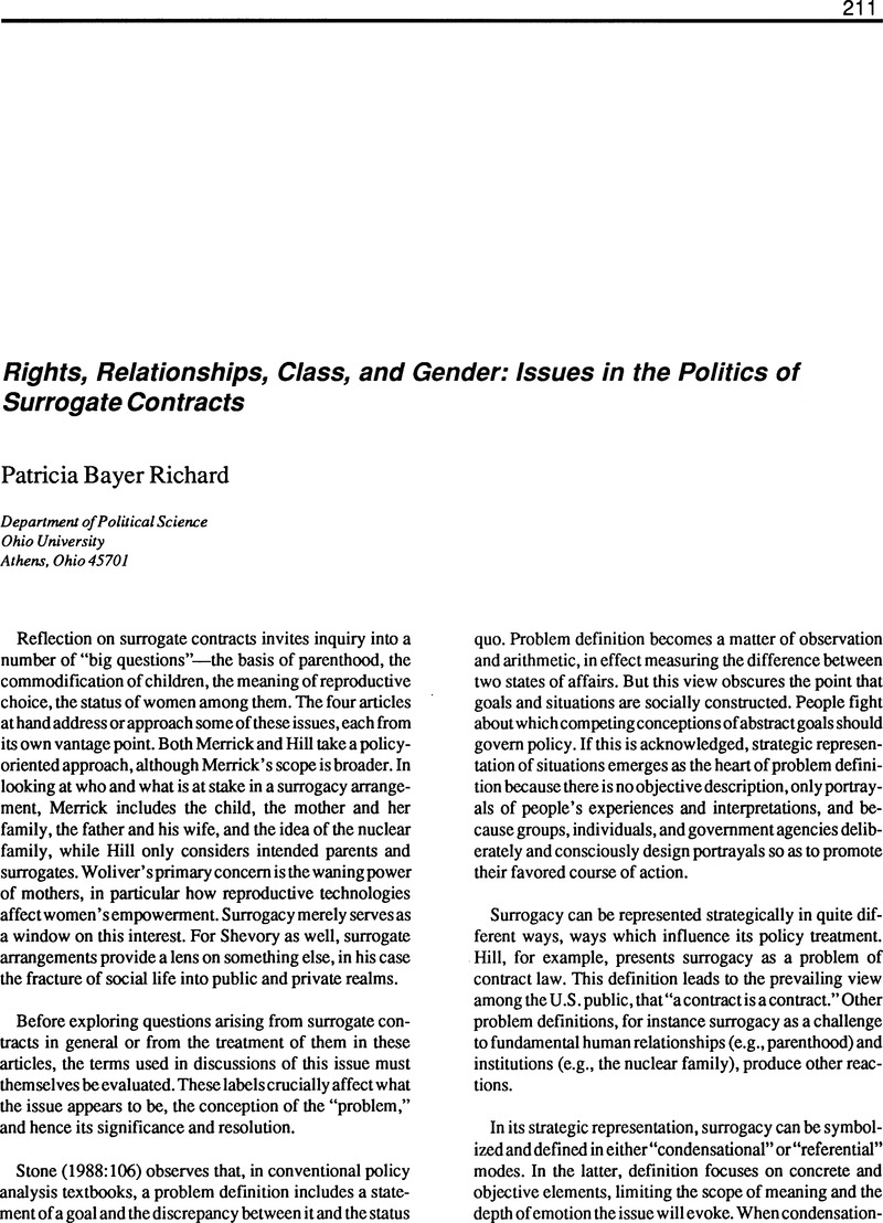 definition and scope of political science