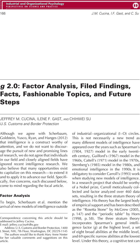 industrial organizational psychology topics