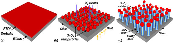 Image result for Silicon Nanowires