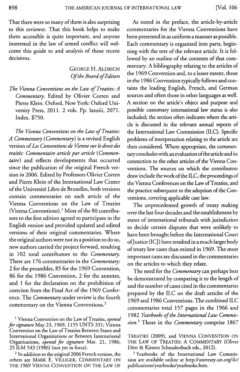 The of vienna treaties on pdf convention law