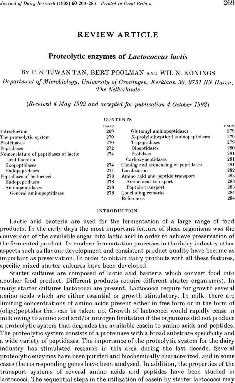 Handbook Of Proteolytic Enzymes Pdf