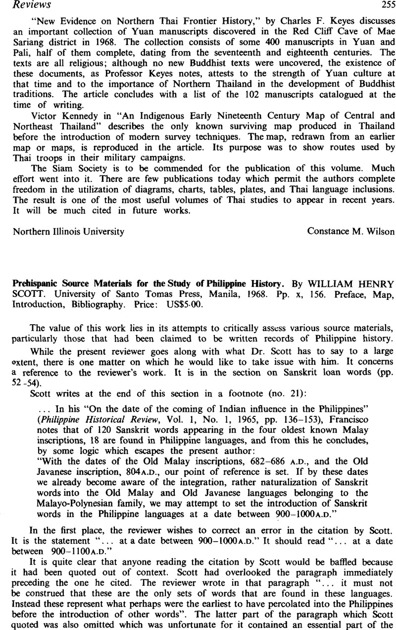 article about philippine history