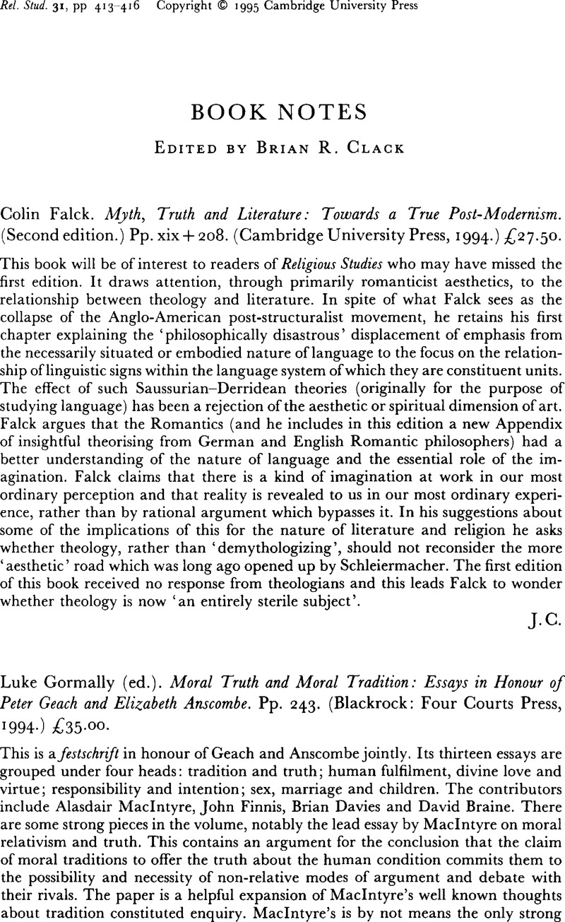 falckcolin myth truth and literature towards a true post copyright