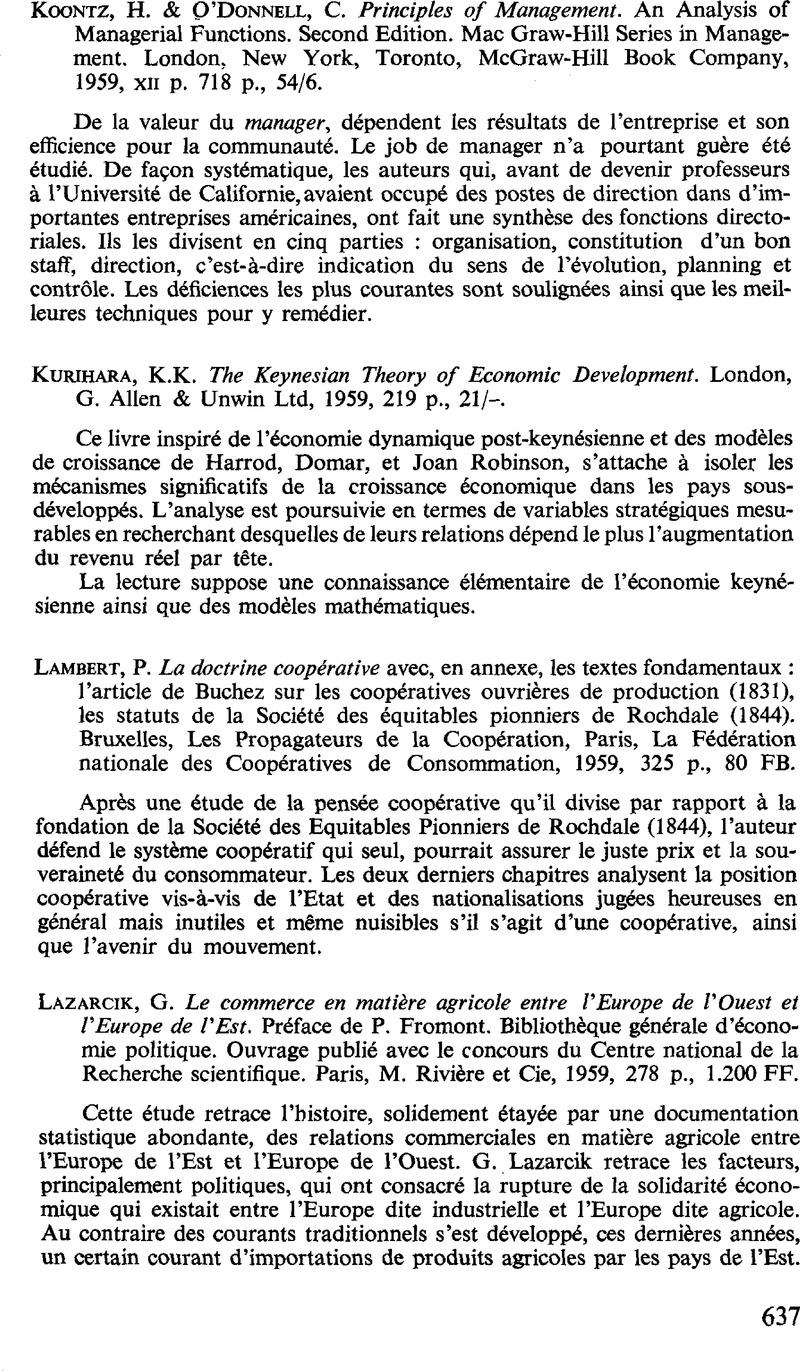 Harold Koontz Principles Of Management Pdf