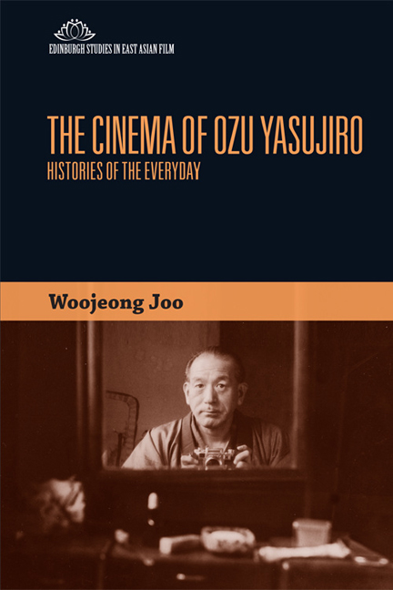 The Cinema of Ozu Yasujiro