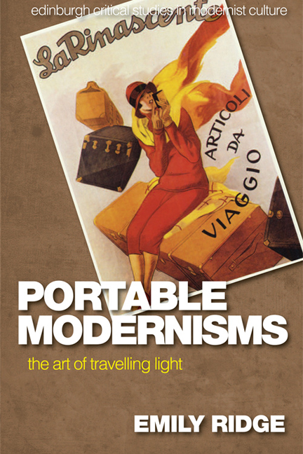 Portable Modernisms