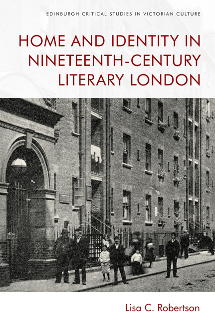 Home and Identity in Nineteenth-Century Literary London