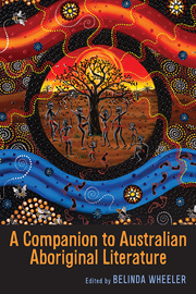 A Companion to Australian Aboriginal Literature