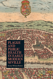 Plague and Public Health in Early Modern Seville