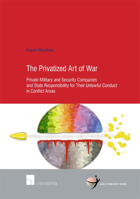 The Privatized Art of War