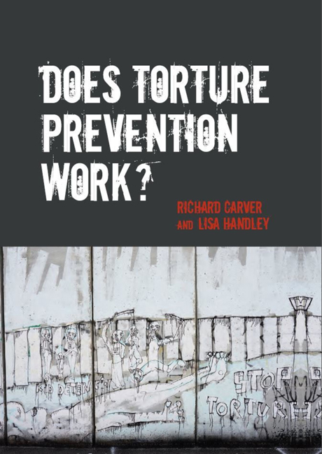 Does Torture Prevention Work? edited by Richard Carver