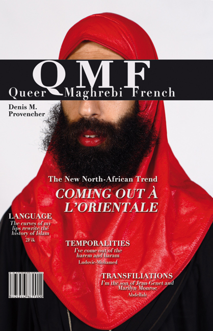 Queer Maghrebi French