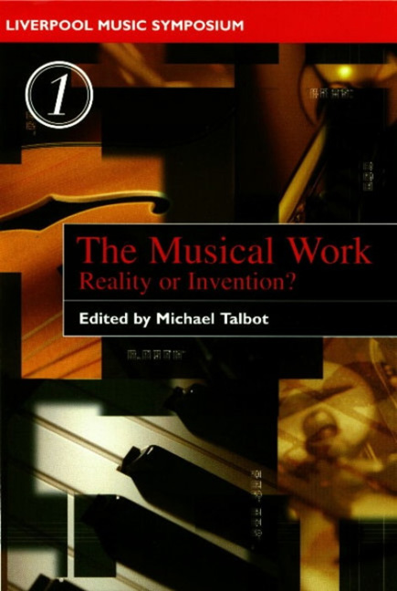 The Musical Work