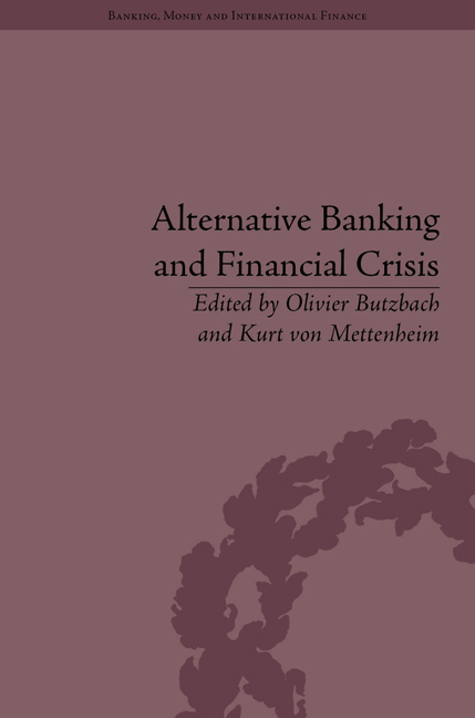 Alternative Banking and Financial Crisis