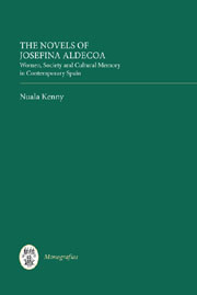 The Novels of Josefina Aldecoa