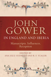 John Gower in England and Iberia