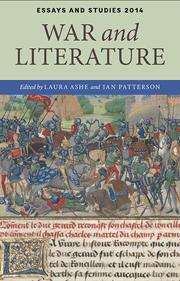 War and Literature
