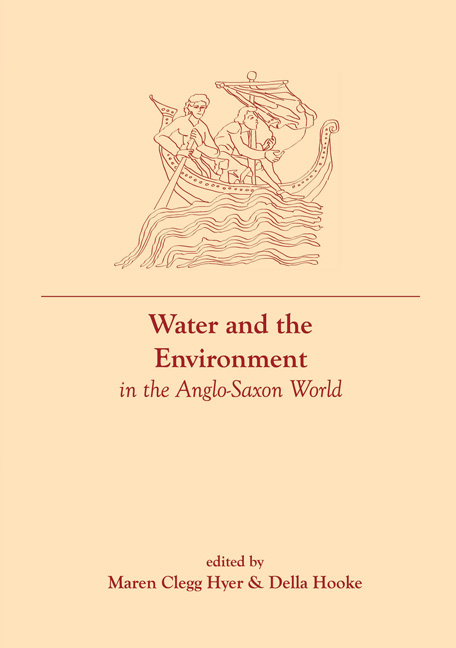 Water and the Environment in the Anglo-Saxon World