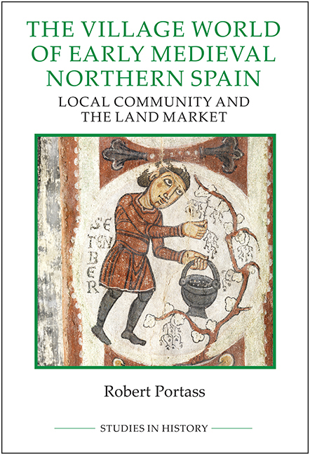 The Village World of Early Medieval Northern Spain