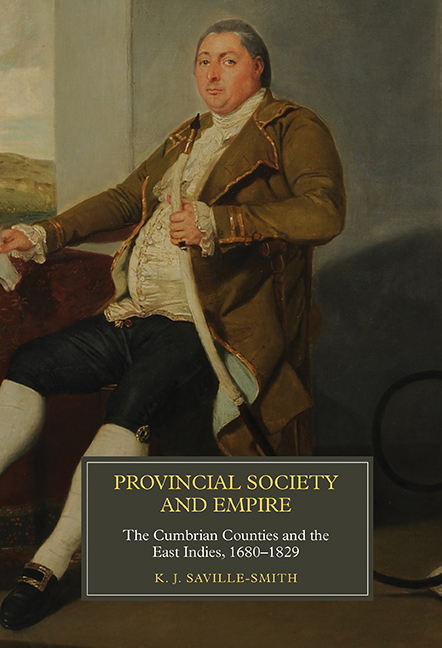 Provincial Society and Empire