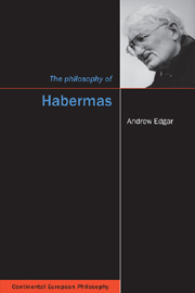 The Philosophy of Habermas