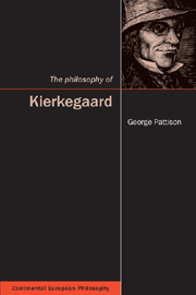 The Philosophy of Kierkegaard