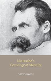 Nietzsche genealogy of morals 2nd essay