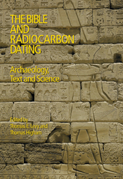 carbon dating archaeology