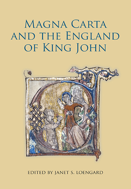 Magna Carta and the England of King John