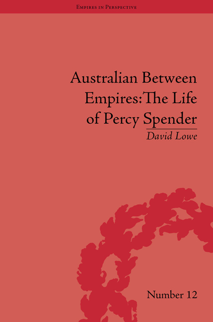 Australian Between Empires