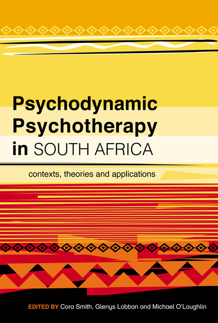 Psychodynamic Psychotherapy in South Africa