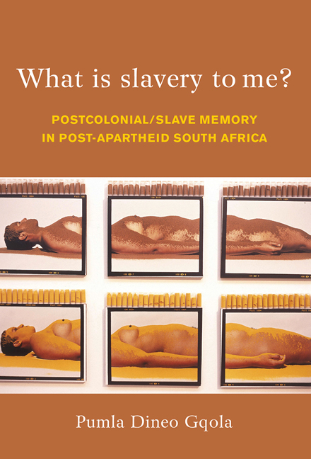 What is Slavery to Me?