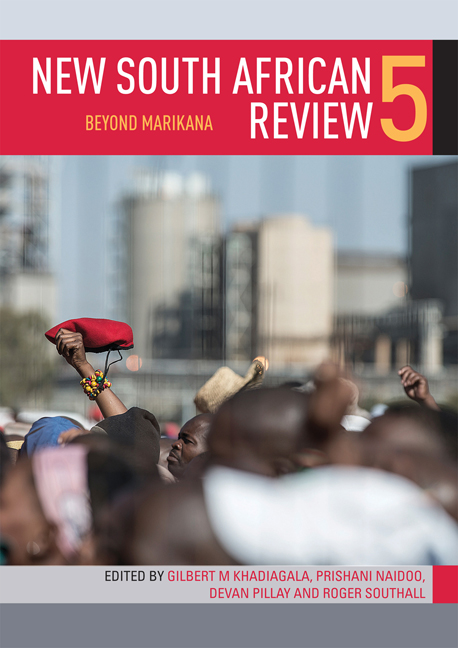 New South African Review 5