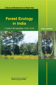 indian forest act 1865