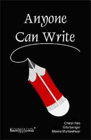 Anyone can write a book