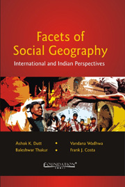 Facets of Social Geography