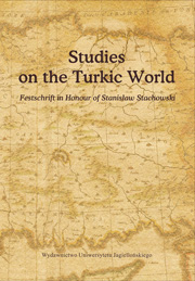Studies on the Turkic World