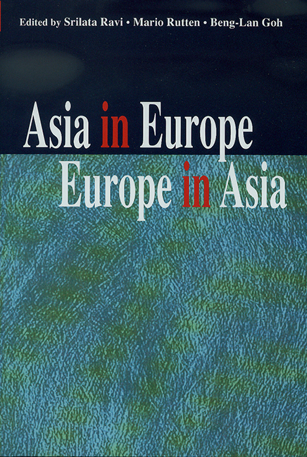 Asia in Europe, Europe in Asia