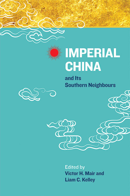 Imperial China and Its Southern Neighbours