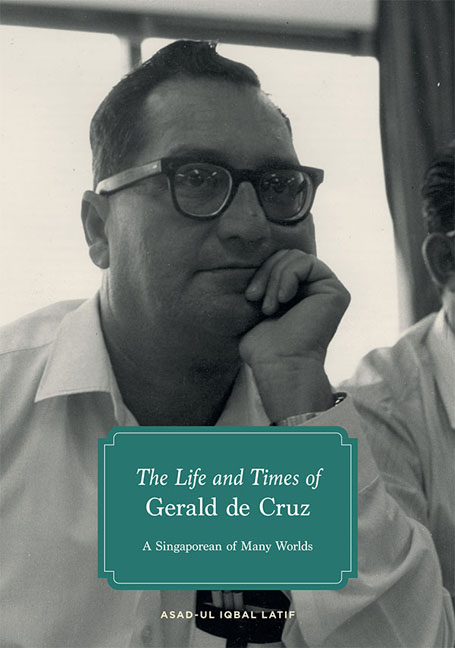 The Life and Times of Gerald de Cruz
