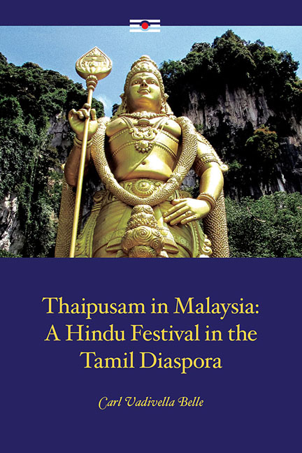 Image result for thaipusam carl belle