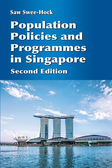 Population Policies and Programmes in Singapore, 2nd edition