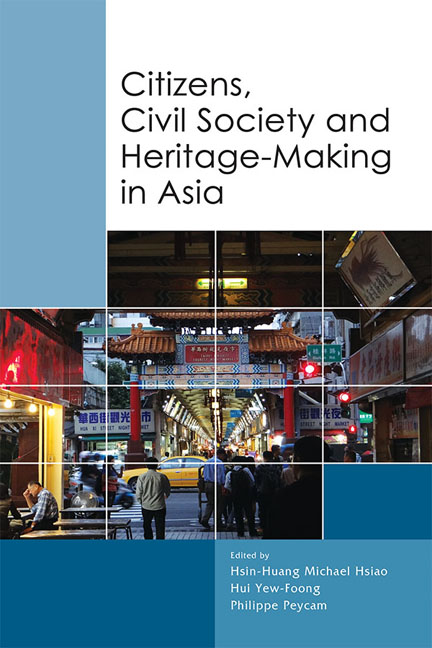 Citizens, Civil Society and Heritage-Making in Asia