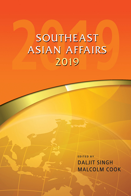 Southeast Asian Affairs 2019